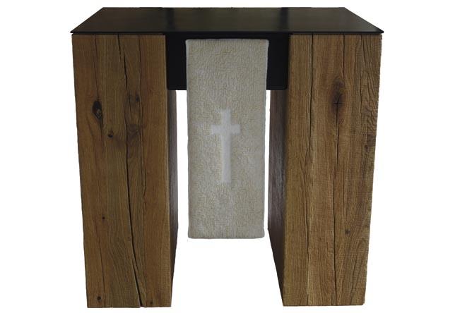Altar Raum der Stille Erzhausen