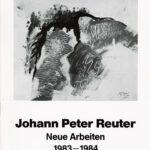 """Katalog """"Neue Arbeiten 1983-1984"""""""